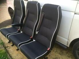 Rear seats from from T5
