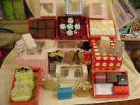 Assorted Cake and Trinket Boxes