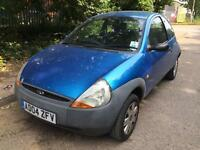 Ford KA 1.3 petrol drives very well