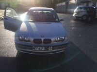 BMW316i for sale £1000 or swap WHY