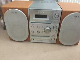 Sony CMT CP101 Micro Stereo System CD Player