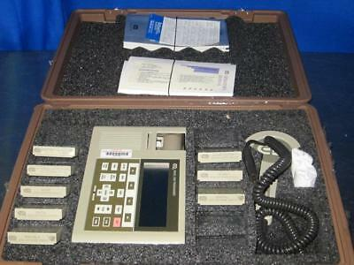 Cpi Model 2035 Pacemaker Tester Lab And Science Programmer Computer With Case