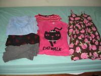 Bundle of Girls Clothes - 6-8years