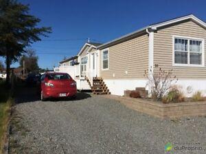 149 500$ - Maison mobile à vendre à Rouyn-Noranda