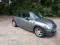 2002 Mini Cooper S Service History Previous MOT's MOT til 01/2018 Drives Very well Must sell