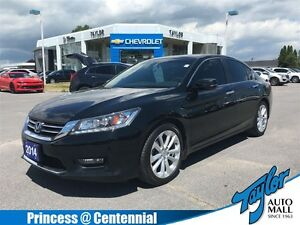 2014 Honda Accord Touring| Leather| Winter&Summer Tires