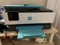 HP OfficeJet 8015 Wireless All-in-One Printer