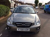 KIA Carens GS 2lit brilliant 7 seater Quick sell