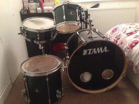 Tama Superstar 4 Piece Drumkit