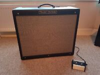 For Sale Fender Hot Rod DeVille 212 Valve Amplifier + Footswitch £400