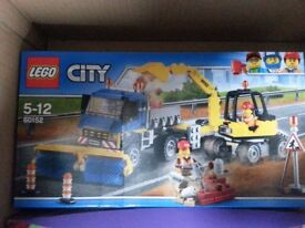 Lego city sets. Various sets and prices- see photos. All brand new in sealed box and below rrp