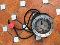 Suunto diving compass