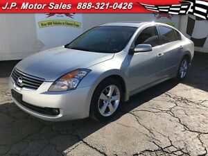2009 Nissan Altima 3.5 SE, Automatic, Leather, Sunroof