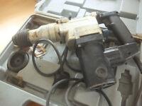SDS Hammer Drill – 240 volt,