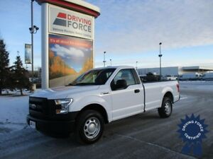 2016 Ford F-150 XL Regular Cab 2WD w/8' Box, 5.0L V8 Gas