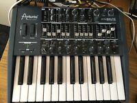 Arturia MiniBrute with hard case