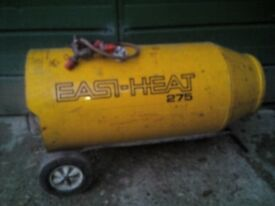 Easyheat LPG blow heater