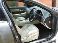 Jaguar XFR 5.0 Litre. Supercharged. 2009. 59500 Miles