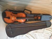 Andreas Zeller Violin