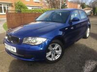 BMW 120D SE (57 reg) Only 57000 Miles Full History, Stunning Example Must Be Seen To Be Appreciated