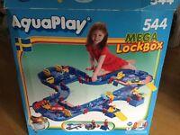 Huge Aquaplay Aqua Play Water set - used once! RRP £80