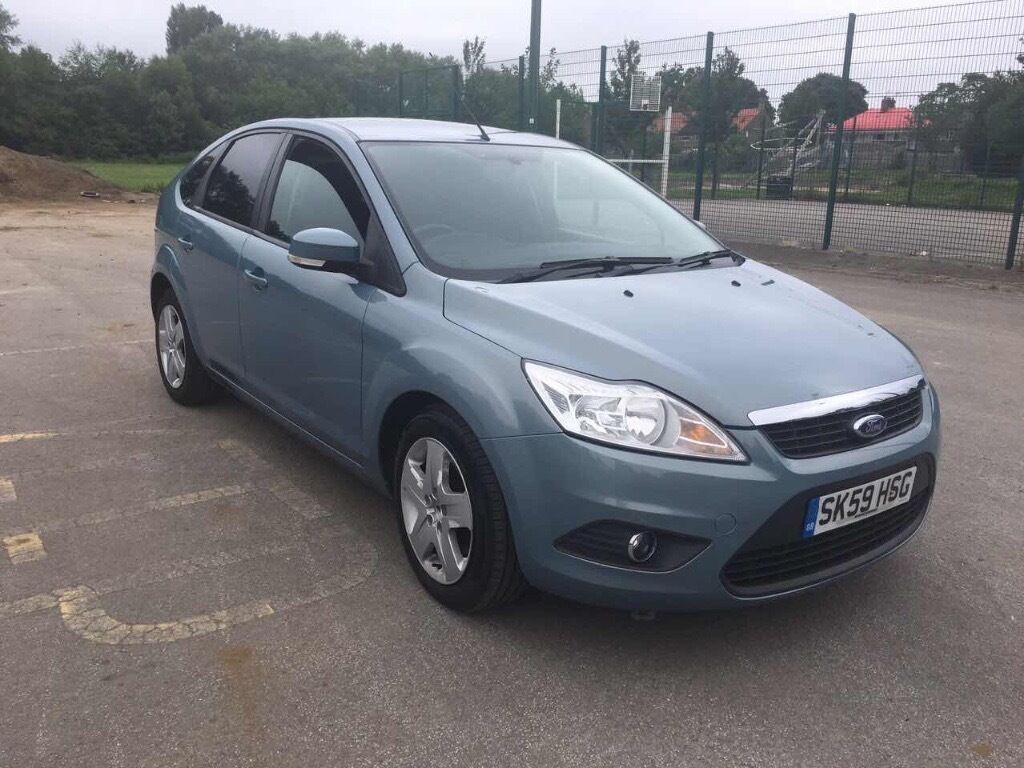 Ford Focus 1.8 TDCi/Style Hatchback/Diesel/2009/59 plate/MOT May 2018/2 previous owners
