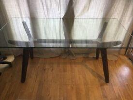 Crate & Barrel Strut Desk/Table