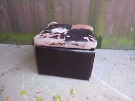 Foot Stool For Recovering Delivery Available £5