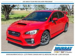 2015 Subaru WRX STi AWD Limited *Leather *NAV *MANUAL