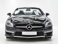Mercedes-Benz SL SL63 AMG (black) 2014-01-07