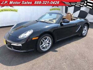 2012 Porsche Boxster Manual, Leather, Heated Seats, 26, 000km