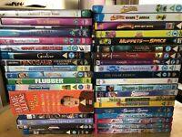 Children's dvd's / blu rays