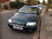 Volvo S80 Bi-fuel LOW MILEAGE