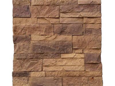 Veneer Stone Mold F650 Carpathian Slate. Concrete Rubber Mold. Casting Mold
