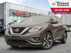 2015 Nissan Murano Platinum Navigation , Back UP CAM , Sunroof