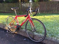 B'Twin Triban 3 junior road bike, 45cm frame, not Islabike