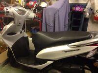 Honda Scooter 50cc 62 reg. excellent condition - Bargin - readvertised