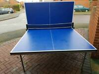 Artengo FT730i Table Tennis Table