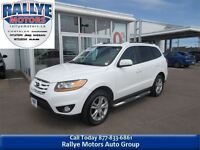 2010 Hyundai Santa Fe GL 3.5 Sport, Leather, Sunroof