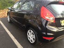 Ford Fiesta Style + Plus 2010