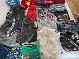 4-5 years boys clothes &shoes