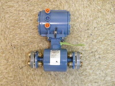 Rosemount 8732e Pressure Transmitter 8705 Magnetic Flowtube 8732esr2a1nam4