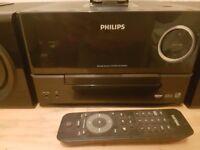 Philips HiFi docking station with cd /radio