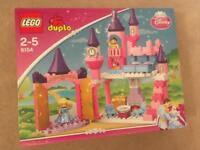 Disney Lego duplo fairy castle