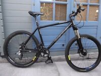Boardman comp Hardtail mountain bike upgraded
