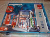 Playmobile City Action Fire Station