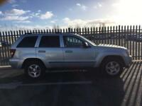 2006 Jeep Grand Cherokee 3,0 litre diesel 5dr automatic