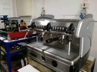 Coffee Machine 2 grp FULL SERVICED La Spaziale