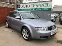 Audi A4 Avant 2.0 FSI CVT 5dr£2,995 p/x welcome FREE WARRANTY. NEW MOT