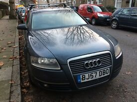 Audi A6 2.0 TDI SE Avant Estate 2007 Manual 6 speed